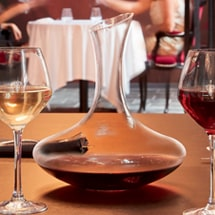 Decanters for mature wines