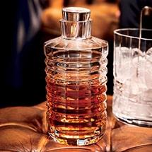 Carafes à whisky
