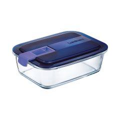 Boîte de conservation rectangulaire 122 cl Easy Box