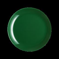 Assiette plate vert foncé 26 cm Arty